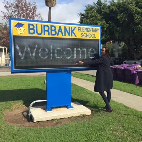 Burbank Marquee - stay up-to-date on Burbank events